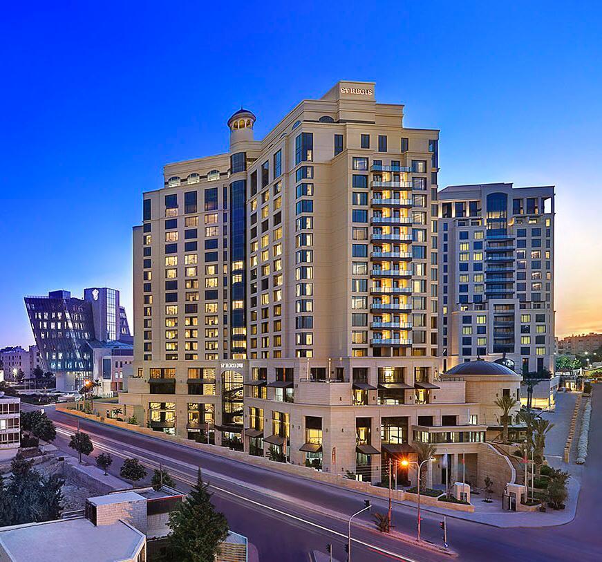 فندق سانت ريجيس عمان يفتح أبوابه   صورة وخبر