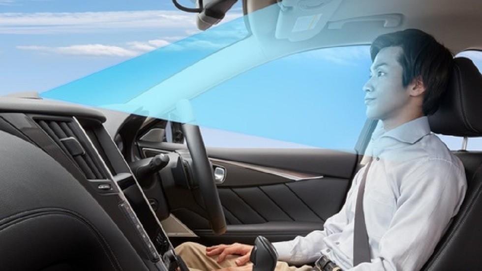 نيسان  تكشف عن نظام قيادة سيارة بدون السائق   بانوراما