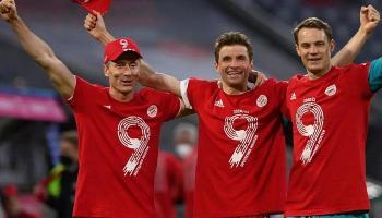 9 أسباب لـ9 ألقاب ..  لماذا سيطر بايرن ميونخ على الدوري الألماني؟