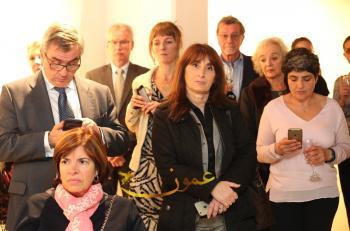 السفارة الايطالية تحتفل بذكرى توقيع معاهدة روما
