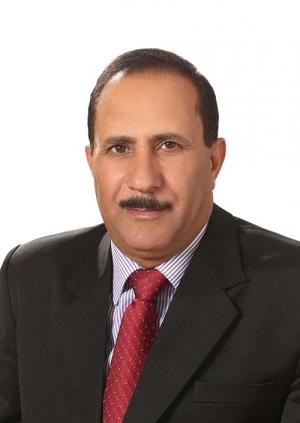 اللواء المتقاعد الدكتور مفـلح الزيدانين