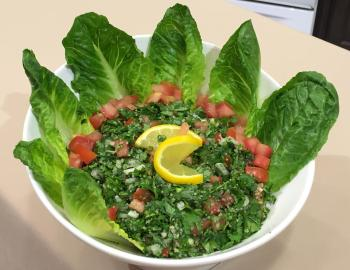 ما هي الأكلة العربية التي أحبها طيارو سولار امبلس 2 ؟