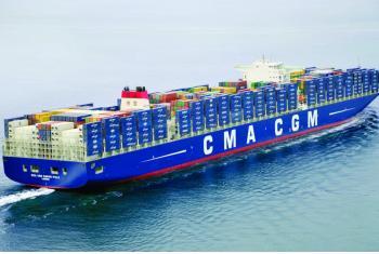 العقبة تستقبل أحدث سفينة حاويات بالعالم في تموز