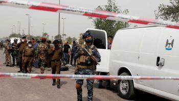 القبض على قاتل نجل الناشطة العراقية فاطمة البهادلي