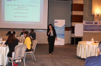 الوطني لحقوق الإنسان يطلق برنامجا تدريبيا في المساعدة القانونية
