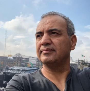 توقيف الفنان عماد حجاج