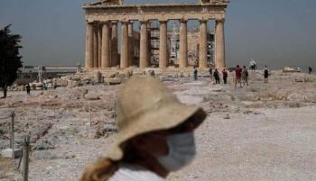 اليونان تتأهب لموجة حر شديدة