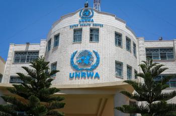 تعرض مدرستين لأونروا إلى قصف في غزة