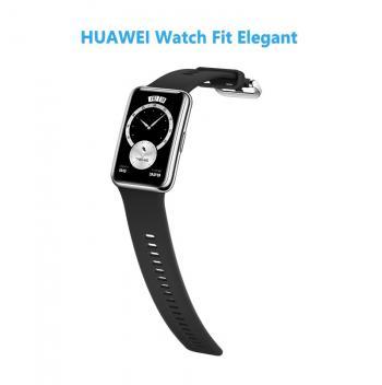 هذا ما فعلته هواوي بشكل مختلف مع ساعة  HUAWEI WATCH FIT ELEGANT