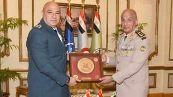 مباحثات بين مصر ولبنان لزيادة التعاون العسكري بين البلدين