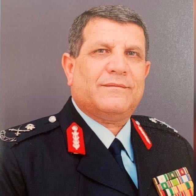 اللواء المتقاعد محمد بني فارس