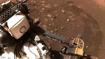 لأول مرة ..  مركبة الفضاء برسفيرانس تتجول على المريخ