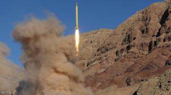 الضربة الإيرانية في سوريا تكشف عورة صواريخها (صور)