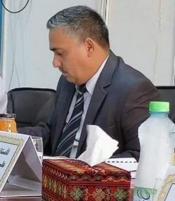 الأستاذية للدكتور مأمون محمد الشناق