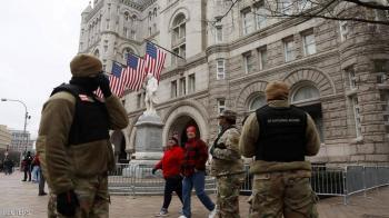 تزامنا مع تنصيب بايدن ..  إخلاء المحكمة العليا لتهديد بوجود قنبلة