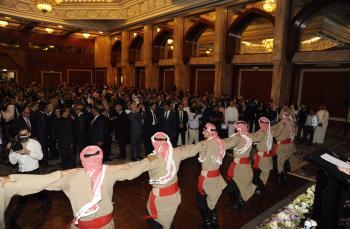 السفارة الأردنية في أبوظبي تحتفل بعيد الاستقلال