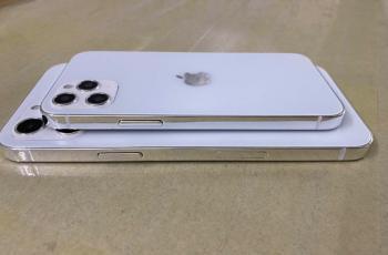 تسريب صور لنماذج هاتف آيفون 12 القادم