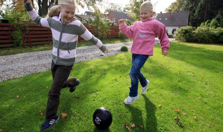 الرياضة تعلم الطفل استخدام جسمه بشكل سليم