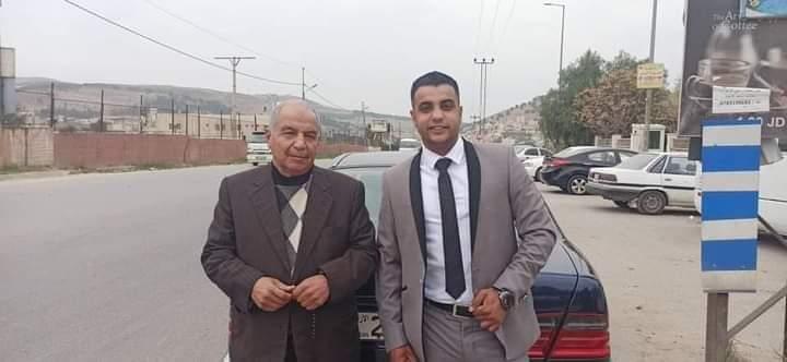 بشير محمد سليمان العباس الحياري مبارك الخطوبة