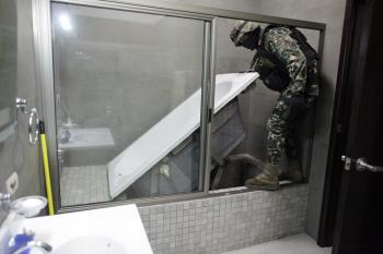 المكسيك تطرح منزل إل تشابو أكبر تاجر مخدرات في التاريخ بمسابقة اليانصيب