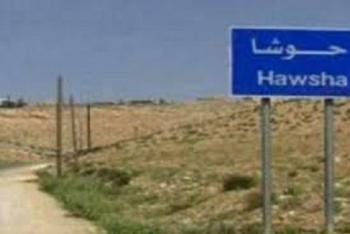 حوشا: شكاوى من اضرار مشروع تأهيل خطوط مياه ناقلة على الطرق