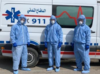 الأردن في المرتبة 70 عالمياً و14 عربياً باصابات كورونا