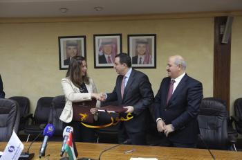 ارتفاع تمويل خطة الاستجابة الأردنية للأزمة السورية 49%