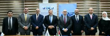 العربي الاسلامي الدولييجدد اتفاقية الاستعلام الائتمانيمع كريف الأردن