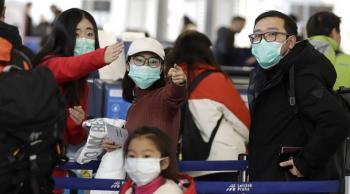 الصين: 12 اصابة جديدة بكورونا