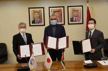22.9 مليون دولار منحة يابانية لتزويد عمان والبلقاء بمياه الشرب