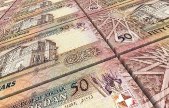 ارتفاع عجز الموازنة في النصف الاول من 2020 الى مليار و125 مليون دينار