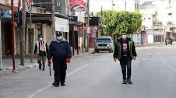 غزة: 45 إصابة جديدة بفيروس كورونا