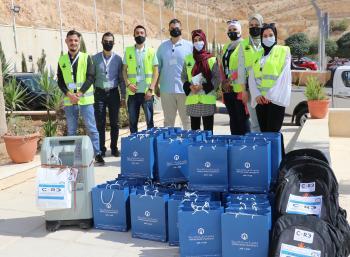 عمان العربية تطلق مبادرة لــك الاجر