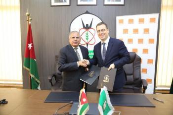 Orange الأردن تجدد شراكتها مع جامعة اليرموك