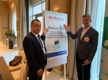 منتج (Air Doctor) يحصل على إجازة تداول من المؤسسة العامة للغذاء والدواء