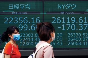 تسارع كورونا يعمّق جراح الأسهم العالمية