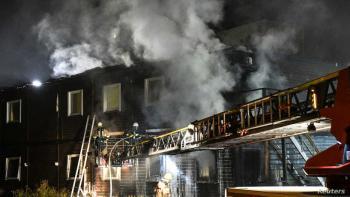 إصابة أكثر من 20 شخصا في انفجار بمدينة سويدية