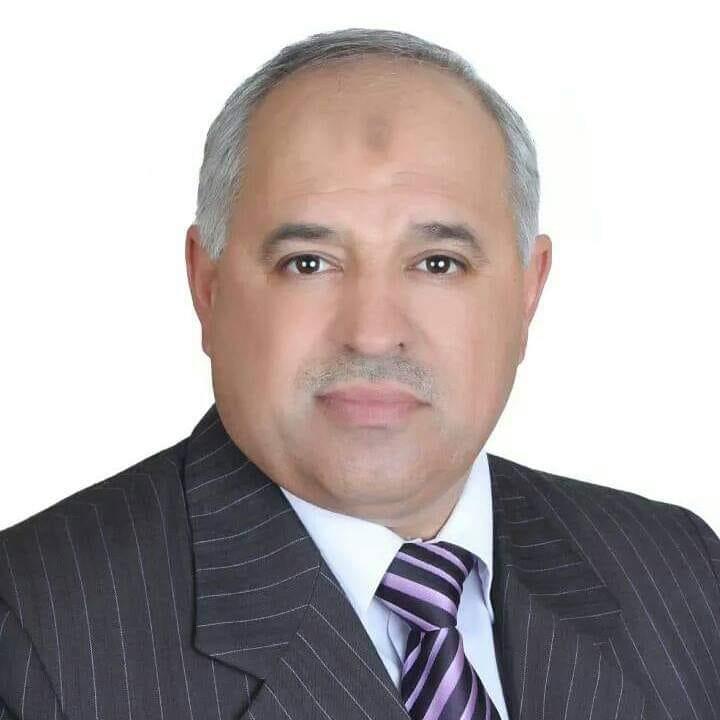 الدكتور عايد المعلا