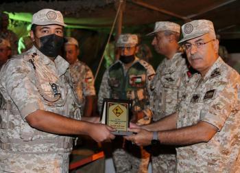 المنطقة العسكرية الوسطى تحتفل بتشكيل عدد من كتائبها والذكرى 48 لحرب رمضان
