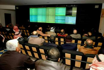 البورصة تغلق تداولاتها بـ21.4 مليون دينار