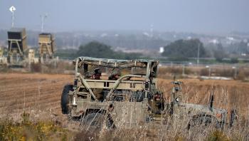 الجيش الإسرائيلي: لا نستبعد عملية برية