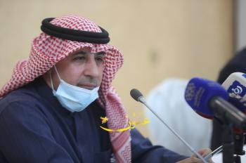 السفير الكويتي يحاضر حول العلاقات مع الأردن