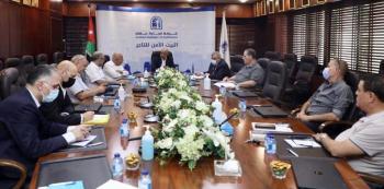 تجارة عمان تخصص 200 الف دينار لدعم صمود القدس وغزة