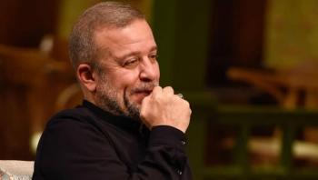 احتراق منزل الفنان المصري شريف منير