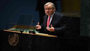 غوتيريش: الدول دائمة العضوية بمجلس الأمن تريد أفغانستان مستقرة