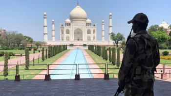 إجلاء السياح من معلم تاج محل في الهند بعد تهديد بتفخيخ المكان