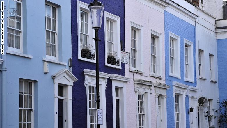 عندما تحب لندن تشتري عقاراتها الفاخرة