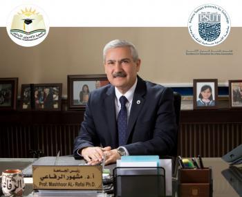 الرفاعي يطرح سيناريو لتميّز الجامعات الأردنية عالمياً