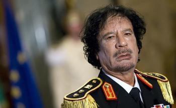 بهذا أوصى القذافي عائلته في آخر كلمة له (شاهد)