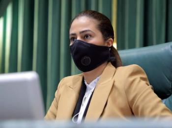 البشير تطالب برفع تمثيل النساء في اللجان المؤقتة للبلديات